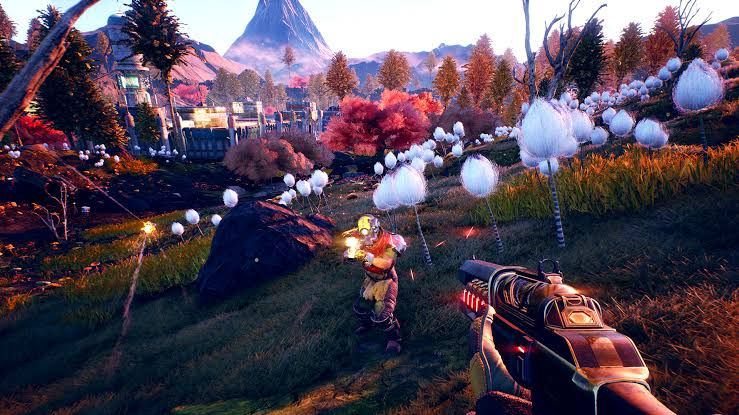 The Outer Worlds Reseña