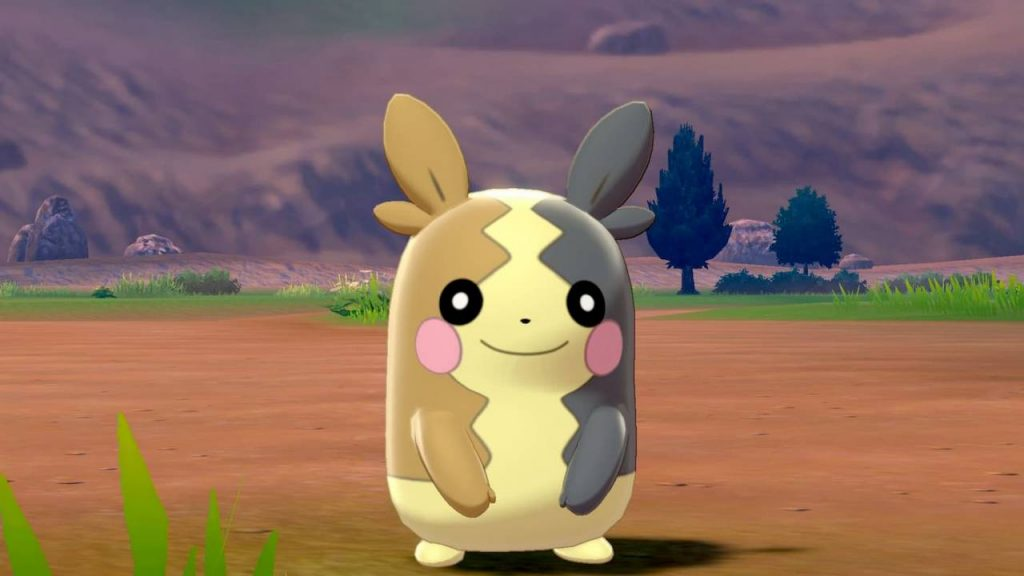 Pokemon Sword and Shield Morpeko