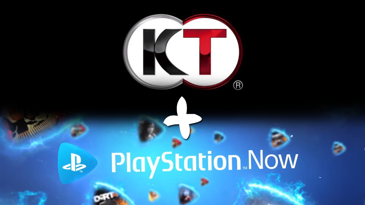 koei tecmo y play station now