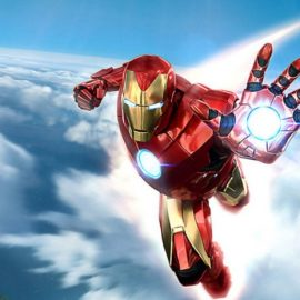 Iron Man VR: demo gratuita disponible la store de PS4