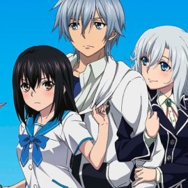 OVA de Strike the Blood retrasado por el coronavirus