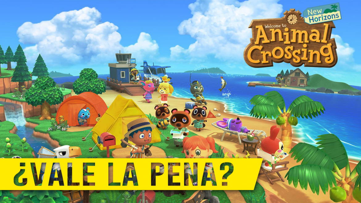 Animal Crossing: New Horizons – ¿Vale la pena?