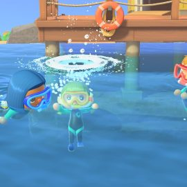¡Summer Update llega a Animal Crossing: New Horizons!