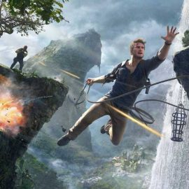 Uncharted, la película, reinicia su rodaje con Tom Holland