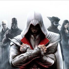 10 datos curiosos de Assassin's Creed: Brotherhood (2010)