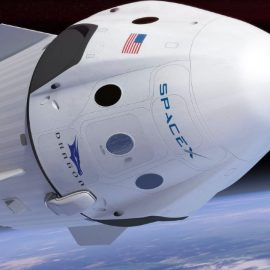 La Crew Dragon de SpaceX regresa a salvo a la Tierra