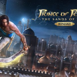 Prince of Persia: Sands of Time Remake ya es oficial