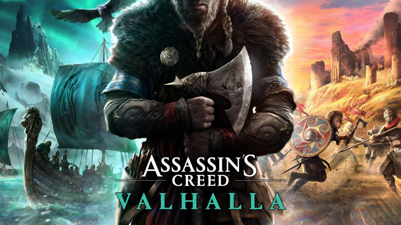 Lanzamiento mundial Assassin's Creed Valhalla