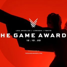 ¡Game Awards 2020! Anótalo en tu agenda
