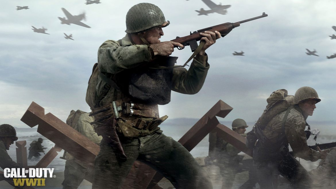 10 datos curiosos de Call of Duty: World War II (2017)