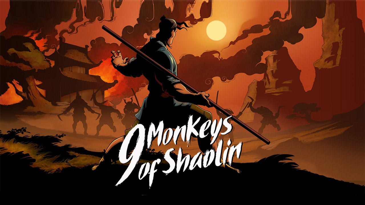 9 monkeys shaolin
