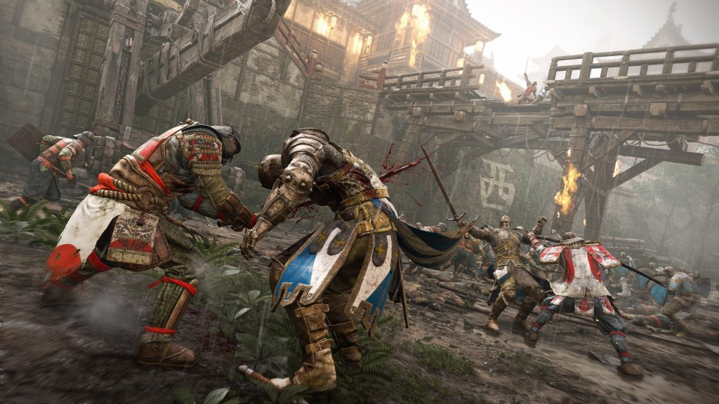 Dominion Series, For Honor, Ubisoft, torneo pc