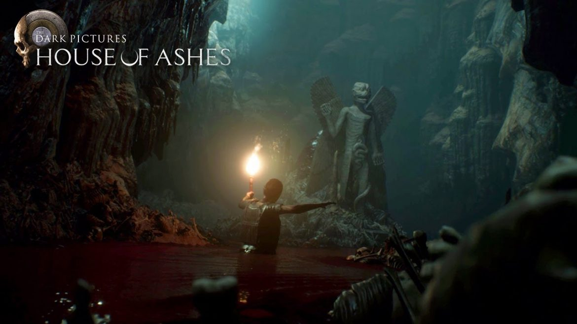 ¡The Dark Pictures: House of Ashes llegará en 2021!