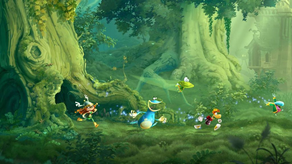 Rayman legends es de gamers